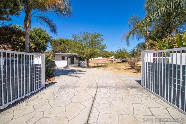 1909 Glenridge Rd., Escondido, CA 92027 (#190045348) :: Neuman & Neuman Real Estate Inc.