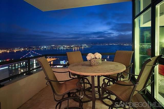 1199 Pacific Highway #3005, San Diego, CA 92101 (#190045362) :: Neuman & Neuman Real Estate Inc.