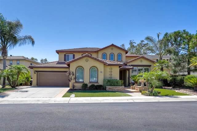 125 Double Eagle Glen, Escondido, CA 92026 (#190045366) :: Neuman & Neuman Real Estate Inc.