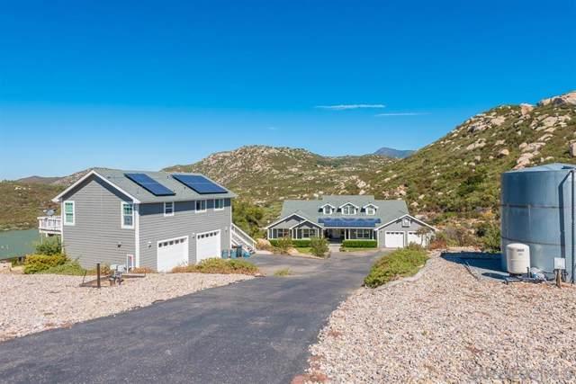 9858 Mizpah Ln, Descanso, CA 91916 (#190045429) :: Neuman & Neuman Real Estate Inc.