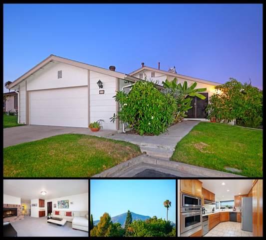 4555 71st St #13, La Mesa, CA 91942 (#190045489) :: Coldwell Banker Residential Brokerage