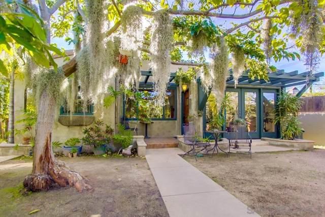 4299 Van Dyke Pl, San Diego, CA 92116 (#190045490) :: Coldwell Banker Residential Brokerage