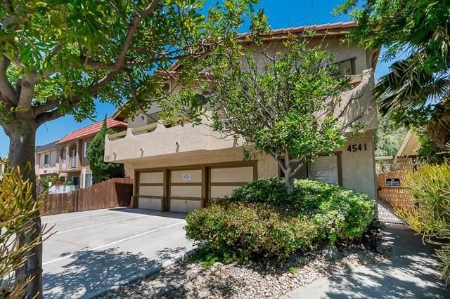 4541 Utah St #4, San Diego, CA 92116 (#190045503) :: Coldwell Banker Residential Brokerage