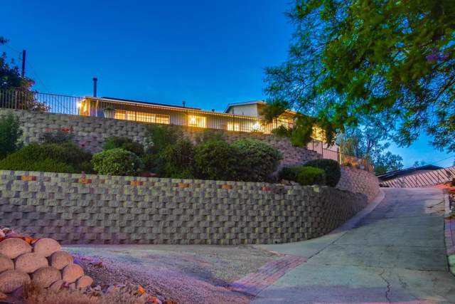 8910 Lakeview Road, Lakeside, CA 92040 (#190045527) :: Whissel Realty