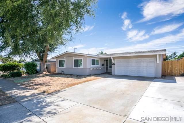 1712 Pepperwood Dr., El Cajon, CA 92021 (#190045560) :: Neuman & Neuman Real Estate Inc.