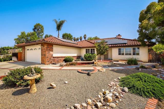 2722 Colony Pl, Escondido, CA 92027 (#190045578) :: Neuman & Neuman Real Estate Inc.
