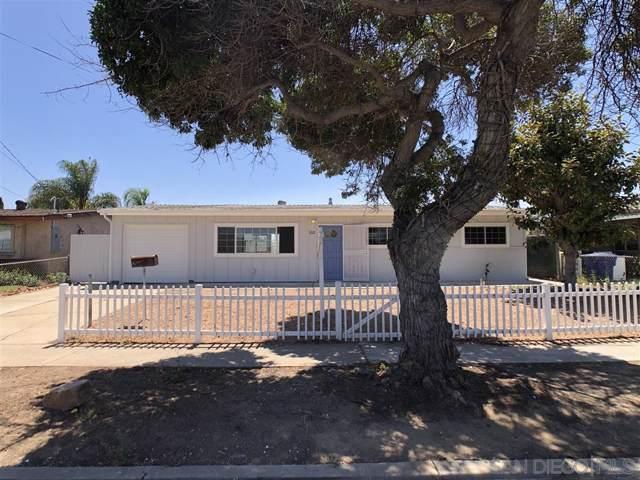 152 E Paisley St, Chula Vista, CA 91911 (#190045593) :: Neuman & Neuman Real Estate Inc.