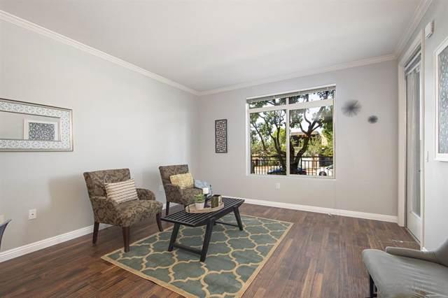9293 Regents Rd C106, La Jolla, CA 92037 (#190045627) :: Pugh   Tomasi & Associates