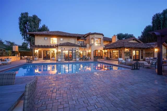 18220 Via De Fortuna, Rancho Santa Fe, CA 92067 (#190045630) :: Keller Williams - Triolo Realty Group