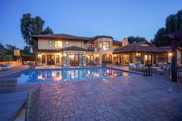 18220 Via De Fortuna, Rancho Santa Fe, CA 92067 (#190045630) :: Coldwell Banker Residential Brokerage