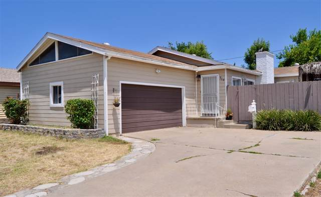 754 Paulsen Ave, El Cajon, CA 92020 (#190045632) :: Neuman & Neuman Real Estate Inc.