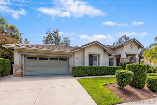 1502 Knoll Park Glen, Escondido, CA 92029 (#190045641) :: Coldwell Banker Residential Brokerage