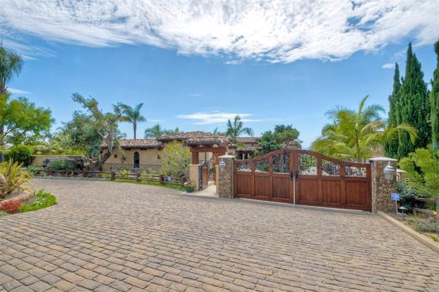 1864 Crest Drive, Encinitas, CA 92024 (#190045651) :: Neuman & Neuman Real Estate Inc.