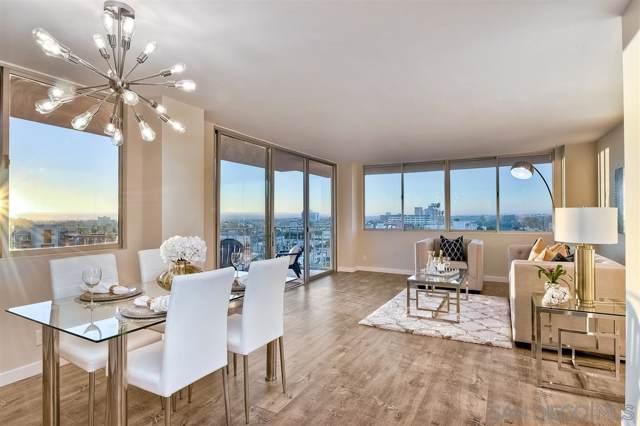 3635 7Th Ave 13D, San Diego, CA 92103 (#190045653) :: Neuman & Neuman Real Estate Inc.