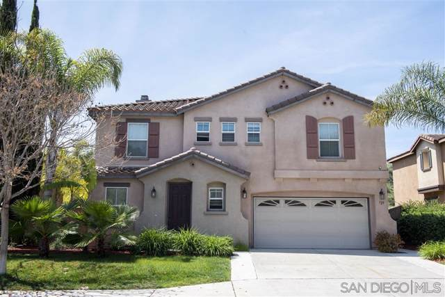 725 Wala Dr, Oceanside, CA 92058 (#190045656) :: Whissel Realty