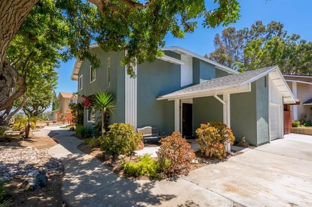 2111 Valecrest Ln, Spring Valley, CA 91977 (#190045700) :: Neuman & Neuman Real Estate Inc.