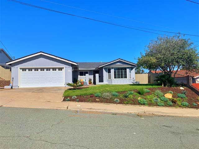 857 Durward St, Chula Vista, CA 91910 (#190045718) :: The Marelly Group   Compass