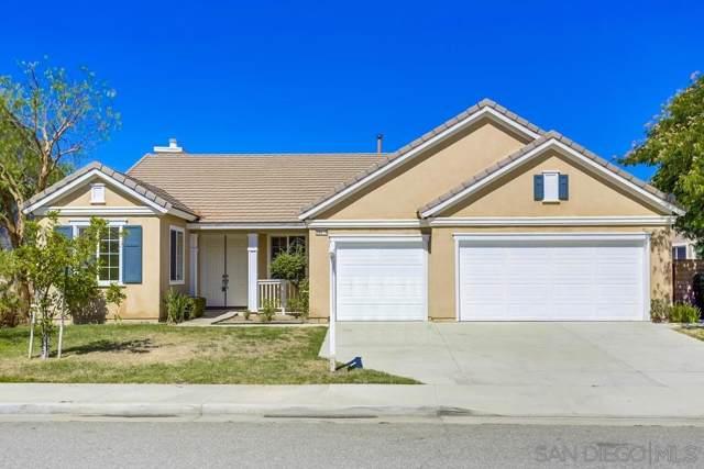 28615 Woodchester Way, Menifee, CA 92584 (#190045736) :: Neuman & Neuman Real Estate Inc.