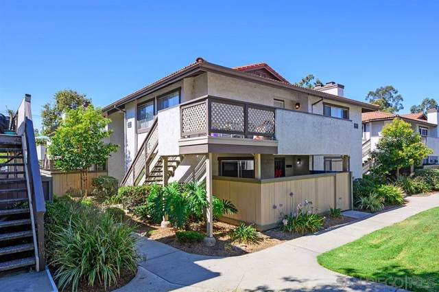 9813 Caspi Gardens Dr #5, Santee, CA 92071 (#190045758) :: Coldwell Banker Residential Brokerage
