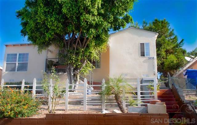 3836 3838 Franklin Ave, San Diego, CA 92113 (#190045759) :: Neuman & Neuman Real Estate Inc.