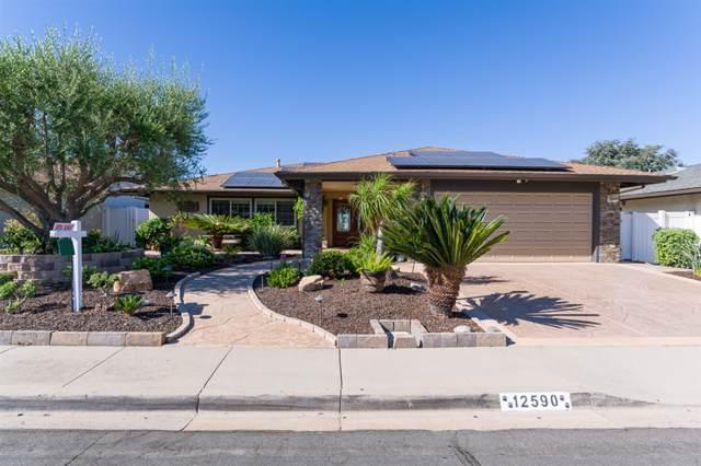 12590 Lomica Dr, San Diego, CA 92128 (#190045778) :: Neuman & Neuman Real Estate Inc.
