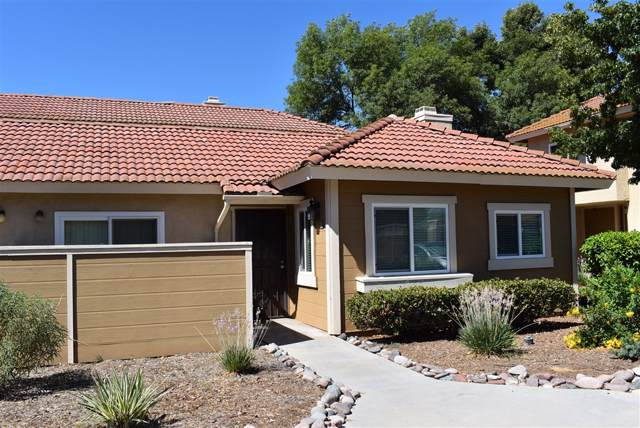 10702 Holly Meadows Drive, Unit A, Santee, CA 92071 (#190045785) :: Coldwell Banker Residential Brokerage