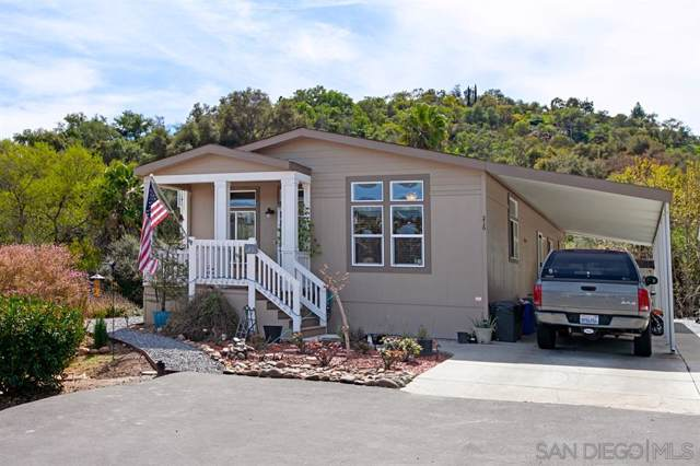3909 Reche Rd #216, Fallbrook, CA 92028 (#190045805) :: Neuman & Neuman Real Estate Inc.