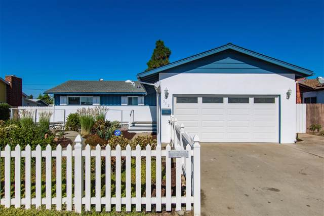512 Wayne Ave, El Cajon, CA 92021 (#190045806) :: Coldwell Banker Residential Brokerage