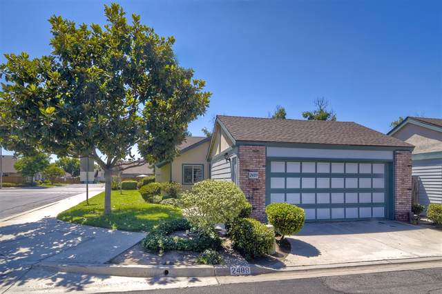 2489 Turnbridge Gln, Escondido, CA 92027 (#190045812) :: Coldwell Banker Residential Brokerage