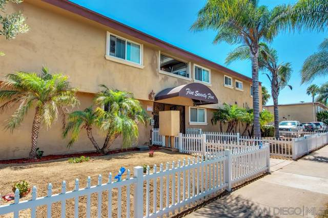 575 7th St #204, Imperial Beach, CA 91932 (#190045827) :: Neuman & Neuman Real Estate Inc.