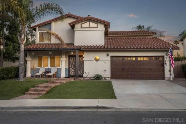 1981 Dain Dr, Lemon Grove, CA 91945 (#190045837) :: Neuman & Neuman Real Estate Inc.