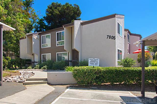 7805 Tommy #71, San Diego, CA 92119 (#190045840) :: Coldwell Banker Residential Brokerage