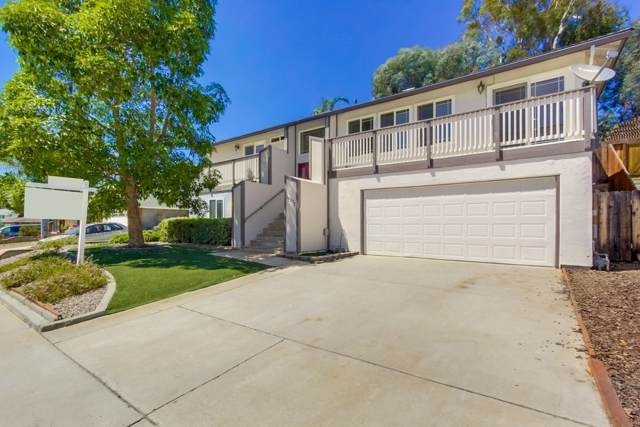 10272 Easthaven Dr, Santee, CA 92071 (#190045873) :: Coldwell Banker Residential Brokerage