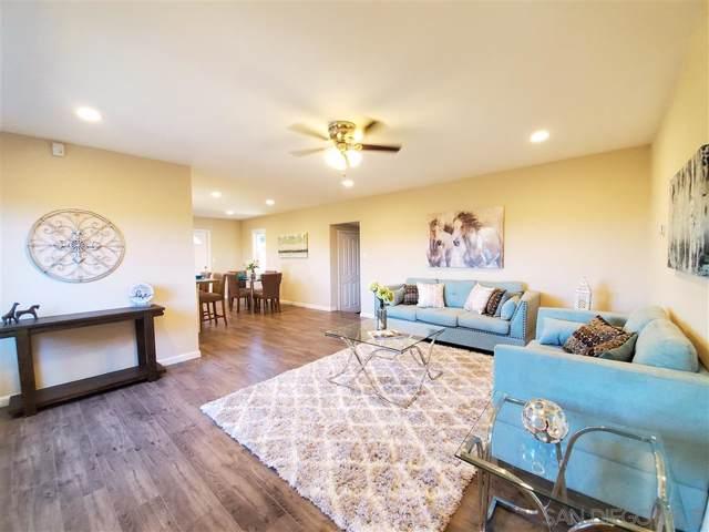 1389 Pine Dr, El Cajon, CA 92020 (#190045917) :: Coldwell Banker Residential Brokerage