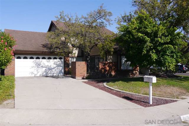 4405 Vivaracho Ct., San Diego, CA 92124 (#190045940) :: Neuman & Neuman Real Estate Inc.
