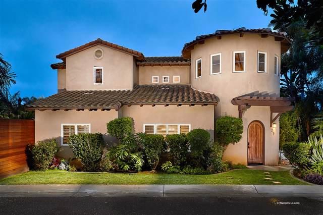 213 Hillcrest Dr, Encinitas, CA 92024 (#190045970) :: Coldwell Banker Residential Brokerage