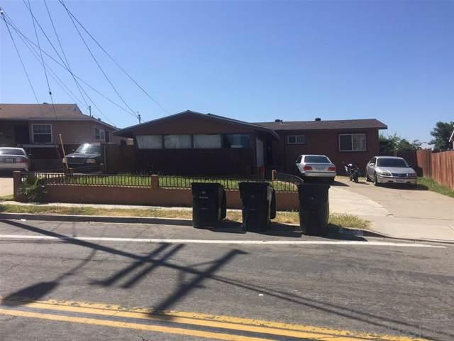 5721 Luber Street, San Diego, CA 92114 (#190045974) :: Neuman & Neuman Real Estate Inc.