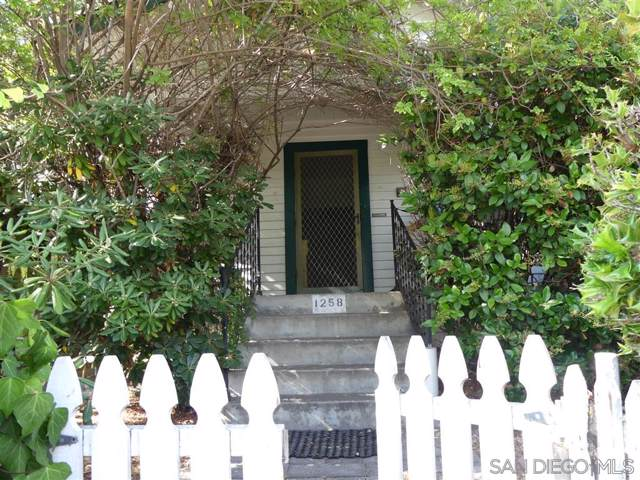 1258 Cypress Ave., San Diego, CA 92103 (#190046015) :: Coldwell Banker Residential Brokerage