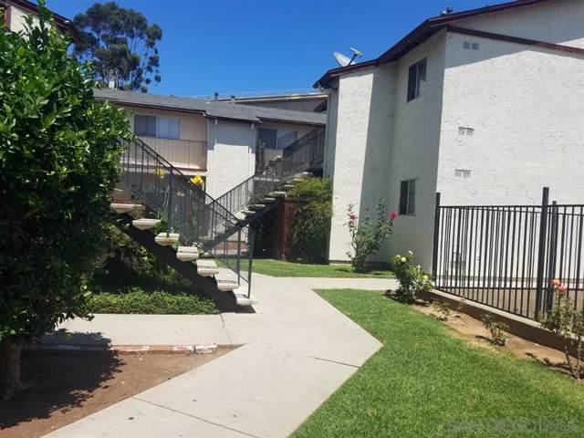 4615 Delta St #5, San Diego, CA 92113 (#190046021) :: Neuman & Neuman Real Estate Inc.