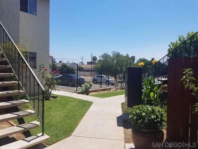 4615 Delta St #6, San Diego, CA 92113 (#190046022) :: Neuman & Neuman Real Estate Inc.