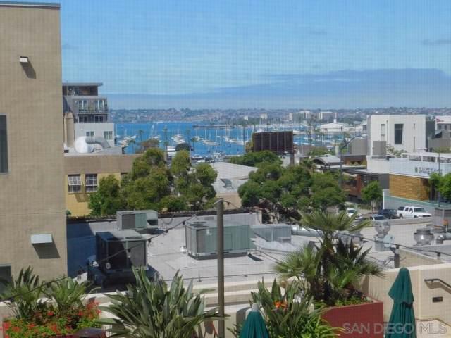1970 Columbia Street #318, San Diego, CA 92101 (#190046025) :: Dannecker & Associates