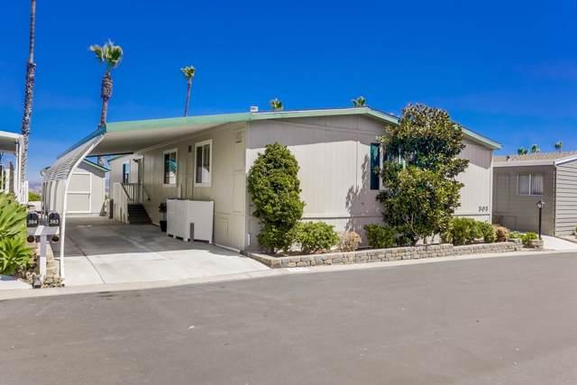 1930 W San Marcos Blvd #303, San Marcos, CA 92078 (#190046043) :: Neuman & Neuman Real Estate Inc.