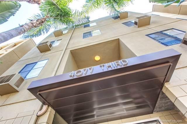 4077 3rd Ave #107, San Diego, CA 92103 (#190046046) :: Dannecker & Associates