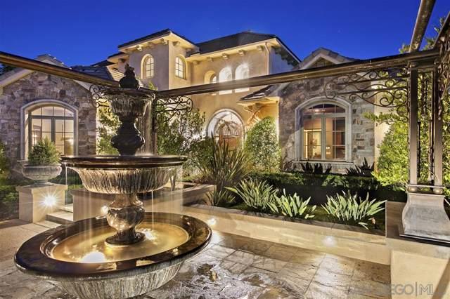 18335 Via Ambiente, Rancho Santa Fe, CA 92067 (#190046143) :: Coldwell Banker Residential Brokerage