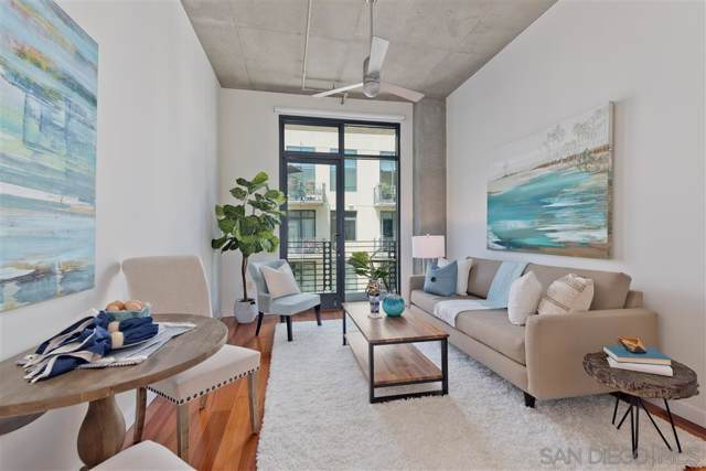 1050 Island Ave #626, San Diego, CA 92101 (#190046150) :: Whissel Realty