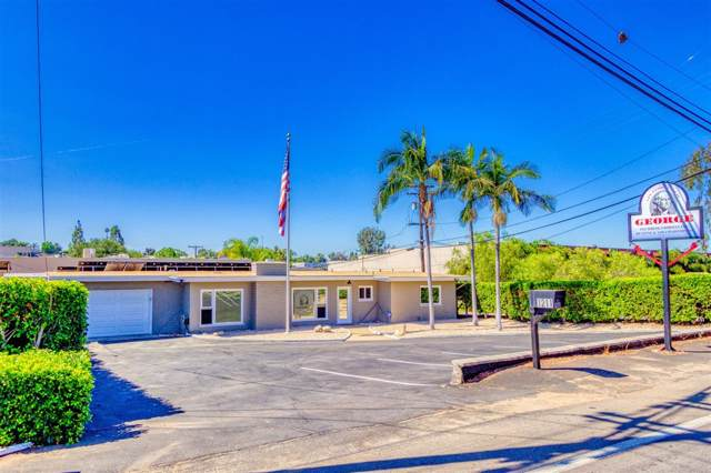1211 E Mission Road, Fallbrook, CA 92028 (#190046153) :: Allison James Estates and Homes
