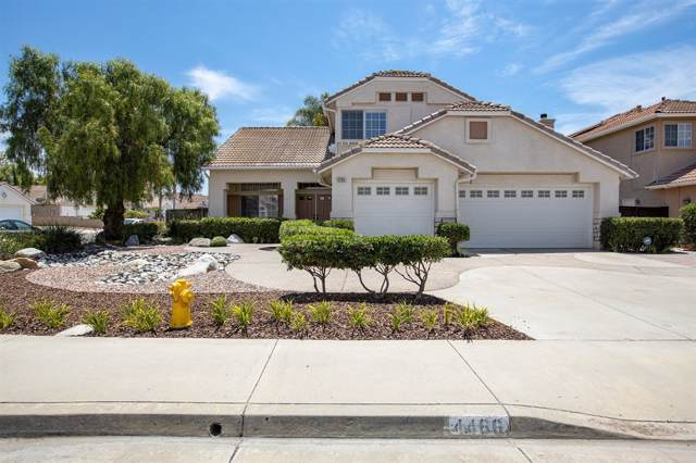4466 Arbor Cove Circle, Oceanside, CA 92058 (#190046183) :: Whissel Realty