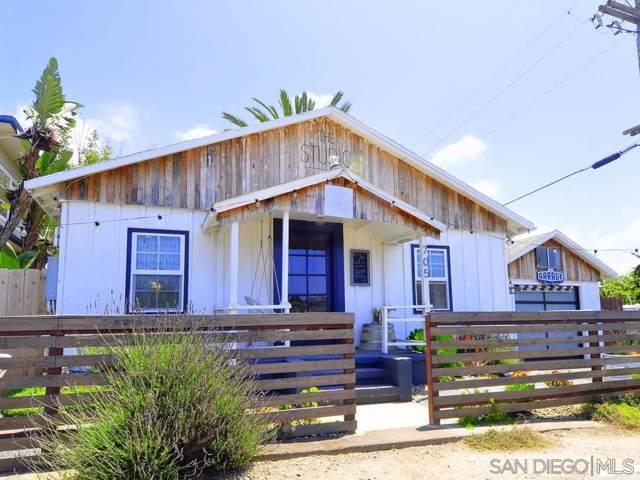 705 N Vulcan, Encinitas, CA 92024 (#190046200) :: Coldwell Banker Residential Brokerage