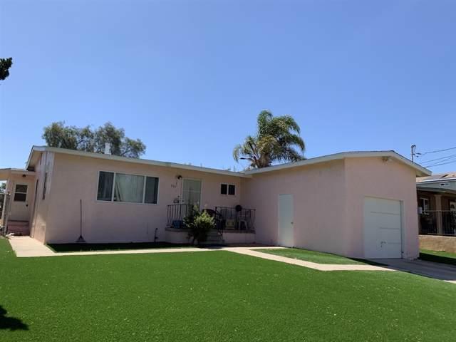 354 S 46Th St, San Diego, CA 92113 (#190046215) :: Neuman & Neuman Real Estate Inc.