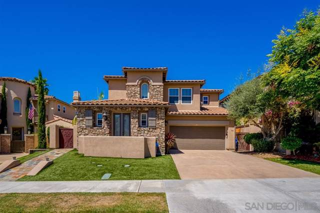 1360 Blue Sage Way, Chula Vista, CA 91915 (#190046235) :: Coldwell Banker Residential Brokerage